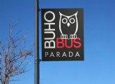 El Buhobús se pondrá en marcha el 8 de febrero, para conectar Murcia con todas las pedanías por donde discurría