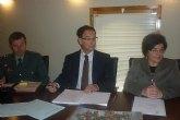 El delegado del Gobierno preside la Junta Local de Seguridad de Pliego
