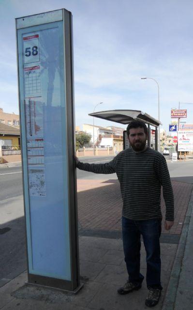 AJVA: El Consejero Sevilla vuelve a desterrar a los jóvenes y vecinos de Aljucer al plegarse a las pretensiones de LATBUS - 2, Foto 2