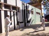 El Ayuntamiento de Torre-Pacheco evalua un año de funcionamiento de la Escuela Taller CECOCRE