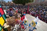 Los Premios del Concurso Escolar de Carnaval se reciclan en el Carnaval Infantil