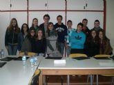 Estudiantes de los IES 'Juan de la Cierva' y 'Prado Mayor' participan en la primera actividad del proyecto ¡Socorro, quiero ser digital!