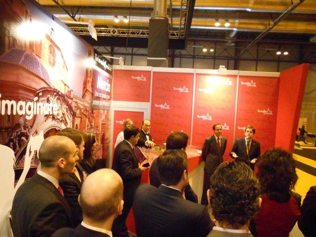 El Alcalde destaca las posibilidades de Murcia como destino turístico y de congresos - 4, Foto 4