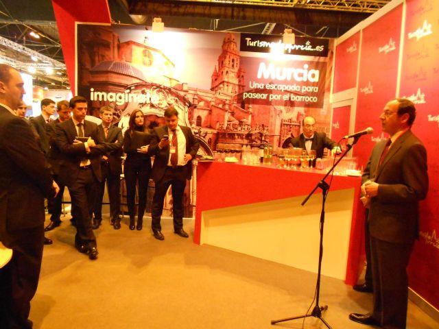 El Alcalde destaca las posibilidades de Murcia como destino turístico y de congresos - 5, Foto 5