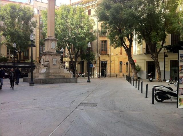 Calidad Urbana continúa velando por la accesibilidad y estética de las áreas peatonales - 2, Foto 2