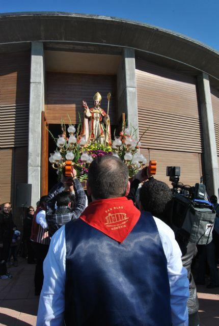San Blas, una de las fiestas con más tradición de la comarca del Mar Menor - 1, Foto 1