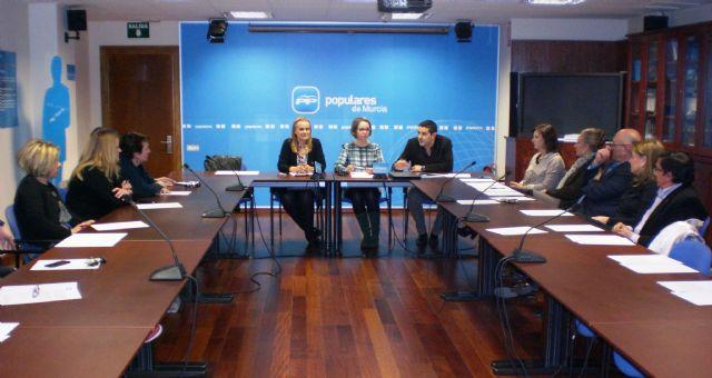 El PP impulsará el desarrollo de la Región a través de la cultura - 1, Foto 1