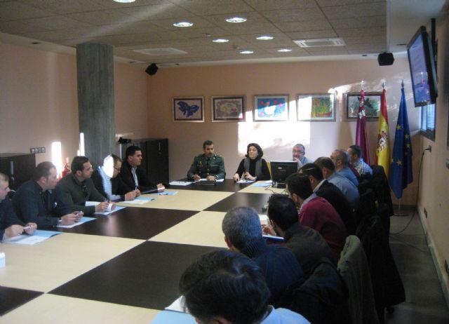 La Guardia Civil de Tráfico de la Región de Murcia asiste a una jornada formativa de especialización en materia de transportes por carretera - 1, Foto 1
