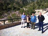 El Ayuntamiento de Lorca da respuesta a una histórica demanda vecinal en La Hoya con la creación del acceso peatonal al Parque de La Salud