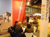 El Alcalde destaca las posibilidades de Murcia como destino turístico y de congresos