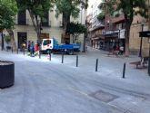 Calidad Urbana continúa velando por la accesibilidad y estética de las áreas peatonales