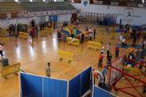 Los alumnos de Aidemar disfrutaron de una mañana lúdico-deportiva en el Polideportivo