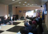 La Guardia Civil de Tráfico de la Región de Murcia asiste a una jornada formativa de especialización en materia de transportes por carretera