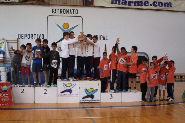 La final de Jugando al atletismo congregó a 250 pequeños atletas de distintos colegios - 1, Foto 1