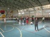 Totana acoge este próximo sábado 2 de febrero las fase de regionales de bádminton y orientación de Deporte Escolar