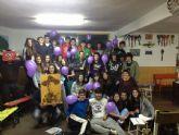 Los escultas de los Scouts del 'Ciudad del Sol' colaboran con la Asociación de Esclerosis Múltiple de Lorca Aema III
