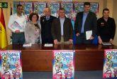 Más de 800 efectivos velarán por la seguridad del Carnaval de Águilas 2013