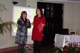 Exposición fotográfica del grupo de mujeres de Mucho x Vivir de Águilas, en Alcantarilla