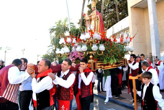 San Blas venció al viento y congregó a miles de personas, un año más - 1, Foto 1