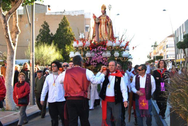 San Blas venció al viento y congregó a miles de personas, un año más - 2, Foto 2