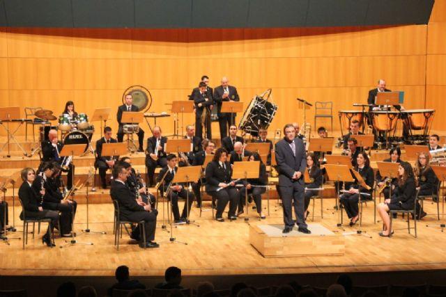 Ciclo de Conciertos de Bandas de Música 2013 en el Auditorio Víctor Villegas - 1, Foto 1