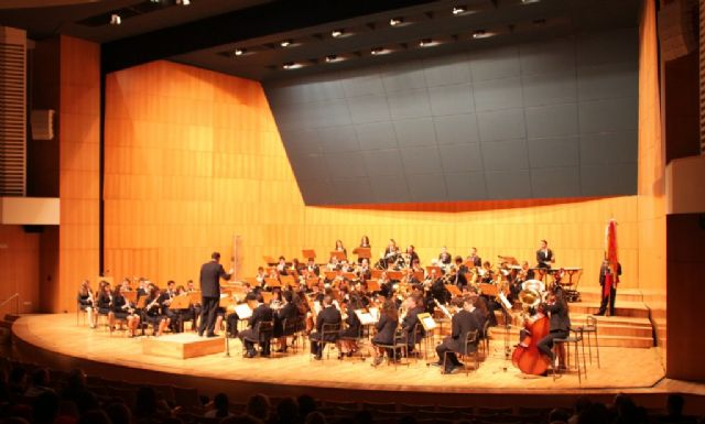 Ciclo de Conciertos de Bandas de Música 2013 en el Auditorio Víctor Villegas - 2, Foto 2