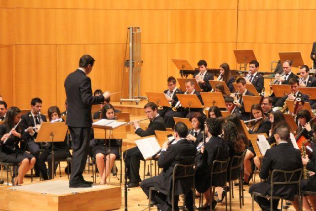 Ciclo de Conciertos de Bandas de Música 2013 en el Auditorio Víctor Villegas - 3, Foto 3
