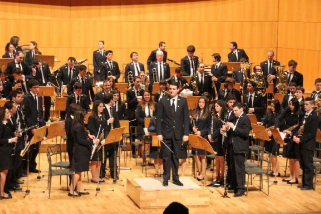 Ciclo de Conciertos de Bandas de Música 2013 en el Auditorio Víctor Villegas - 4, Foto 4