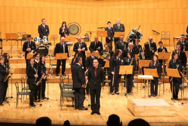 Ciclo de Conciertos de Bandas de Música 2013 en el Auditorio Víctor Villegas - 5, Foto 5