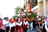 San Blas venció al viento y congregó a miles de personas, un año más