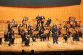 Ciclo de Conciertos de Bandas de Música 2013 en el Auditorio Víctor Villegas