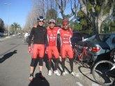 Impresionante fin de semana para el Club Ciclista Santa Eulalia, Bike-Planet