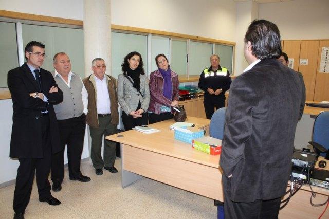Un cabo de la Policía Local atenderá todas las preocupaciones del sector empresarial de Torre-Pacheco - 1, Foto 1