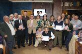 Protecci�n Civil entrega sus reconocimientos anuales en presencia del alcalde y del consejero de Presidencia