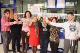 La administración nº 1 de Torre-Pacheco reparte casi 6 millones de euros en el sorteo de la Loteria Primitiva del pasado sábado