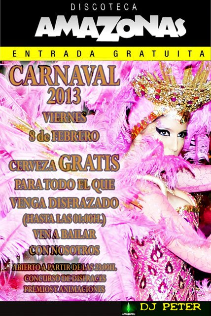 Carnaval Amazonas, Foto 1