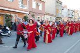 El Carnaval de Alguazas, alegre universo de música, danza y color