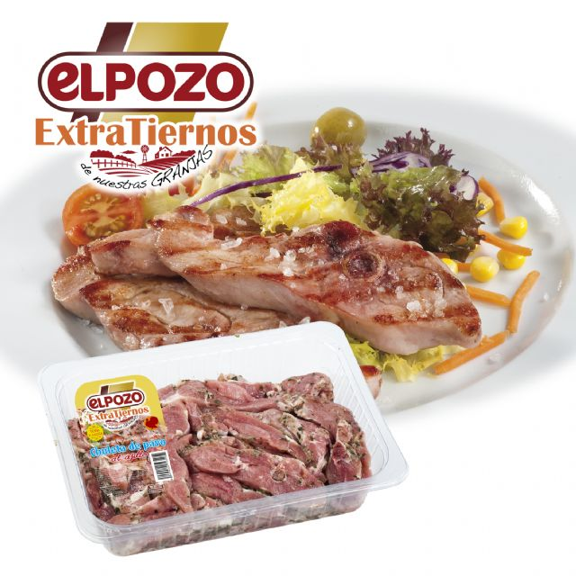 ELPOZO ALIMENTACIÓN incorpora el pavo a su gama extratiernos, la carne más tierna procedente de granjas propias, Foto 1