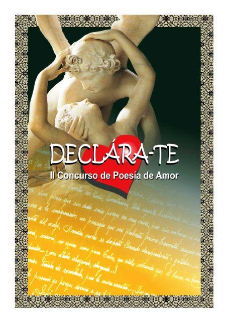 El concurso de poesía Declara-Te se amplía para los adultos - 2, Foto 2
