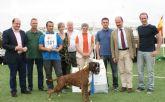 El próximo domingo se celebra el III Concurso Nacional Canino 'Ciudad de Puerto Lumbreras' en el que se exhibirán 500 ejemplares de más de 50 razas