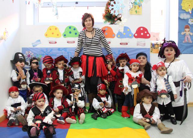 La Redde Guarderías de Puerto Lumbreras celebra sus fiestas de Carnaval - 1, Foto 1