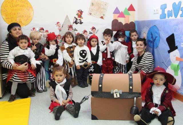 La Redde Guarderías de Puerto Lumbreras celebra sus fiestas de Carnaval - 2, Foto 2