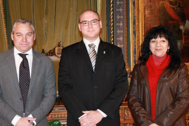 José Andrés Navarro Yepes, nuevo alcalde pedáneo del Saladillo - 2, Foto 2