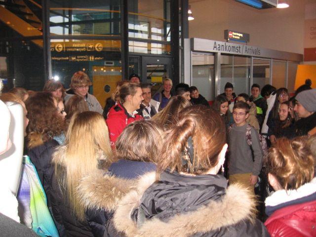 15 alumn@s del IES Felipe II participan en un programa de intercambio en Holanda - 1, Foto 1