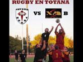 El Club de Rugby de Totana juega el sábado 9 de febrero con el XV Rugby Murcia B