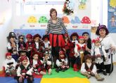 La Redde Guarderías de Puerto Lumbreras celebra sus fiestas de Carnaval