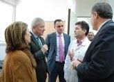 La ampliación y mejora del centro de salud de La Unión aumenta la capacidad y calidad de la asistencia sanitaria en el municipio