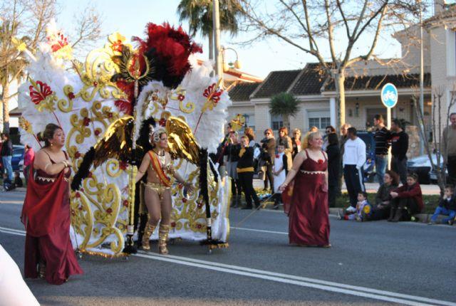 Las Musas de cuatro comparsas compiten mañana por el título de Reina del Carnaval de Santiago de la Ribera 2013 - 1, Foto 1