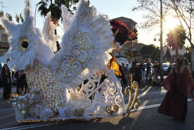 Las Musas de cuatro comparsas compiten mañana por el título de Reina del Carnaval de Santiago de la Ribera 2013 - 2, Foto 2