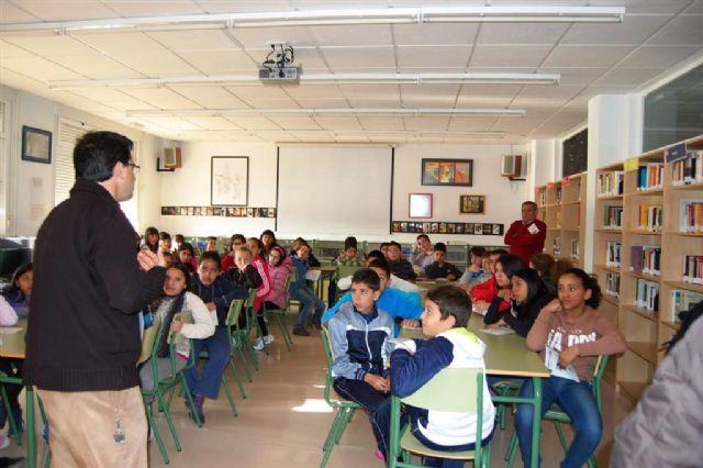 El IES Felipe II celebra unas jornadas de puertas abiertas para sus colegios adscritos - 1, Foto 1